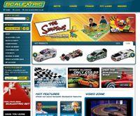 Scalextric website