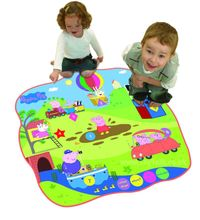 Peppa Pig Step 'n' Learn Playmat