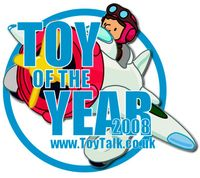ToyTalk's Toy of the Year 2008