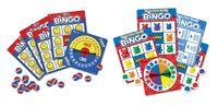 Three Bears Family Number and Colour Bingo, Time Bingo