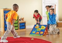 Smart Toss Bean Bag Activity Set
