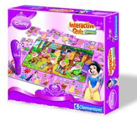 Disney Interactive Quiz Puzzle