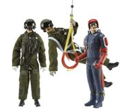 Armed Forces Fast Jet Pilot, Winch Man and Falcons Parachutist