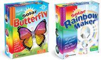 Solar Rainbow Maker and Solar Butterfly