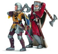 Schleich foot-soldiers
