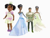 Disney The Princess and the Frog toys