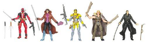 Wolverine Movie Action Figures