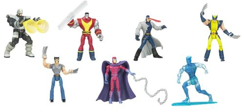 Wolverine Animated Action Figures