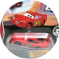 Sponsorless Lightning McQueen