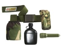 H.M. Armed Forces Utility Belt Set
