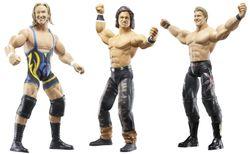 WWE Deluxe Aggression action figures