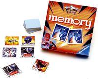 Power Rangers Jungle Fury memory game