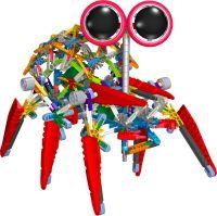 Tomy K'Nex Moto-Bot Spider