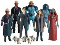 Dr Who Series 4