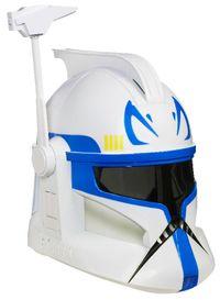 Clone Wars Commander Helmet