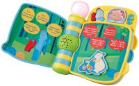 Sing and Slide Nursery Book
