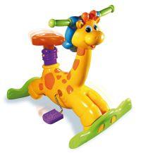 Bounce and Ride Giraffe