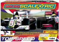 Top Speed Micro Scalextric set