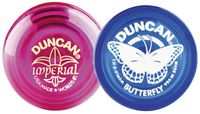 Duncan Imperial and Duncan Butterfly