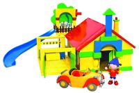 Noddy Slide 'n' Go House