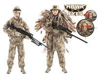 H.M. Armed Forces action figures