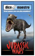 Dice Maestro Jurassic Wars