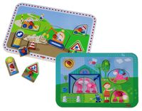 Haba Clutching Puzzles