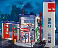 Playmobil Fire Station