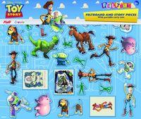 Toy Story FELTastic set