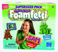 Win a Supersized Pack of Foamfetti