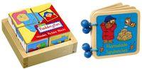 Paddington Picture Blocks and Activity Book