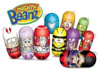 Mighty Beanz competition