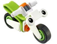 Micro Micro Build & Play Motorbike