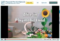 Alice in Playmobil Land