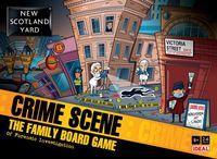 New Scotland Yard Board Game