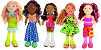 Groovy Girls Soft Dolls