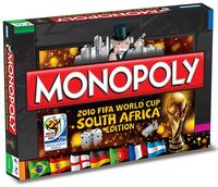 World Cup Monopoly