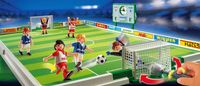 Playmobil Soccer Match
