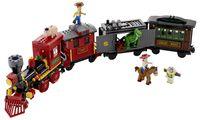 LEGO Western Train Chase