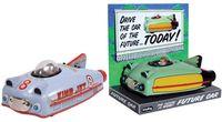 King Jet Race Car and Future Car
