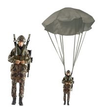 British Army Paratrooper action figure