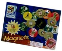 FIFA World Cup Magnets