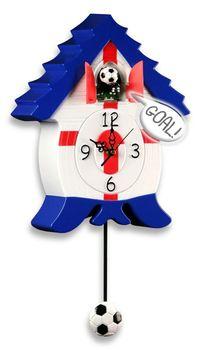 Football Coo Clock