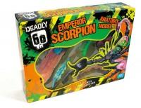 Deadly 60 Emperor Scorpion