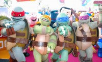 Teenage Mutant Nnja Turtles