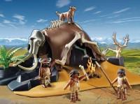 Playmobil Stone Age Mammoth Skeleton