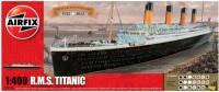 Airfix R.M.S. Titanic model
