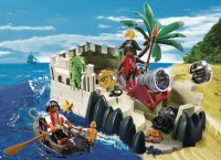 Playmobil Super Sets Pirate's Cove