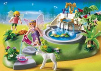 Playmobil Super Sets Fairy Fountain