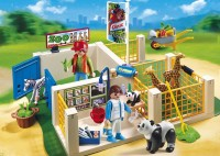 Playmobil Super Sets Animal Care Station